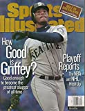 img - for Sports Illustrated May 17 1999 Ken Griffey Jr Mariners book / textbook / text book
