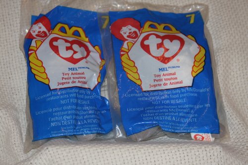 Mel the Koala - McDonald's Ty Teenie Beanie MIP - 1998 #07