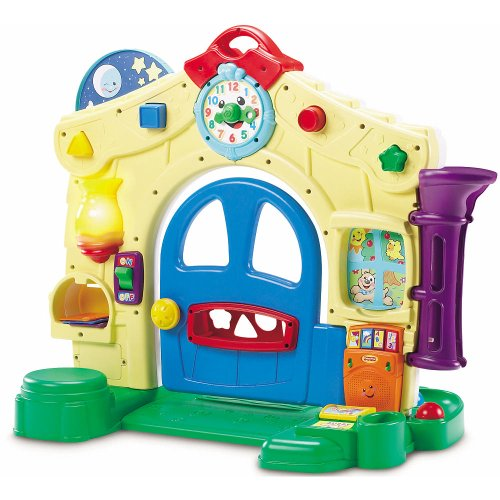 Fisher-Price Laugh & Learn Learning Home Playset (Age: 6 Months - 3 Years)