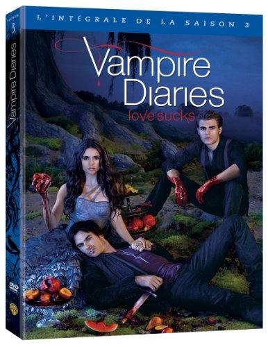 Vampire diaries, saison 3 [Edizione: Francia]