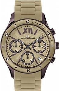 Jacques Lemans Sports Unisex-Armbanduhr Rome Sports 1-1586S