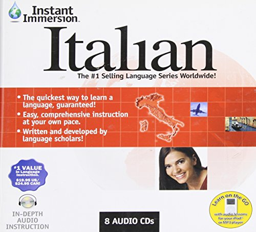 Instant Immersion Italian-Audio