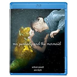 Mr Peabody & The Mermaid [Blu-ray]