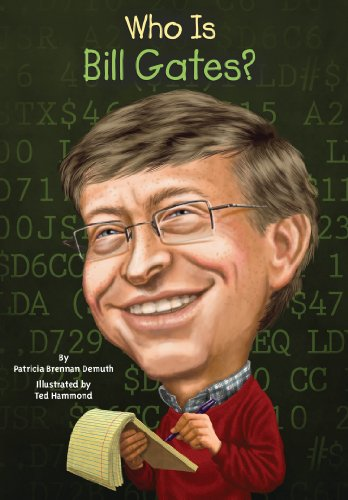 Download Who Is Bill Gates? (Who Was...?)