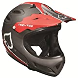 Protec Shovel Head 2 Cycling Helmet - Matte Black Retro, X-Large