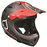 Protec Shovel Head 2 Cycling Helmet - Matte Black Retro, Medium