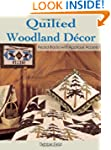 Quilted Woodland Decor: Pieced Blocks...