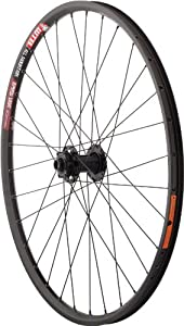"Dimension Disc Front Wheel 26"" Formula 15mm / WTB SpeedDisc Black"