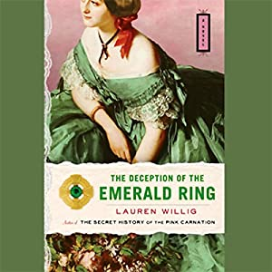 The Deception of the Emerald Ring Audiobook