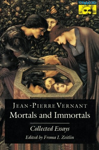 Mortals and Immortals: Collected Essays (Mythos: The Princeton/Bollingen Series in World Mythology)