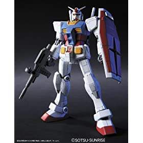 HG 1/144 RX-78-2 GUNDAM Ver.G 30th (Amazon)