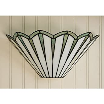 Tiffany-style Hope Wall Lamp - Wall Sconces - Amazon.