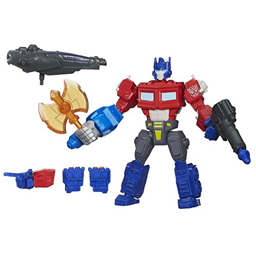 Transformers Hero Mashers Optimus Prime Figure - 1