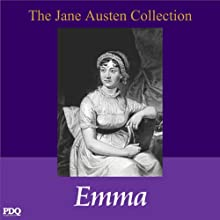 Emma: The Jane Austen Collection | Livre audio Auteur(s) : Jane Austen Narrateur(s) : Rebecca Klein