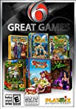 Book Cover For 6 Great Games