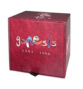 1983-1998 Box Set 5CD/5DVD