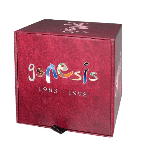 Genesis - 1983-1998 Box Set 5CD/5DVD - Zortam Music