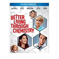 Better Living Through Chemistry (Blu-ray + DIGITAL HD with UltraViolet)
