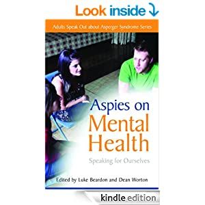 Book: Aspies on Mental Health