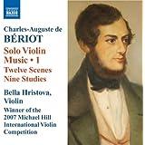 V 1: Solo Violin Music - Twelv