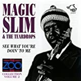 echange, troc Magic Slim - Zoo Bar Collection /Vol.2 : See What You'Re Doin' To Me