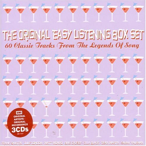 Various Artists - The Original Easy Listening Box Set - Zortam Music