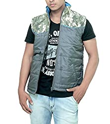 Pragati Traders Men's Polyester Jacket (S-6_S_Multicolor_Small)