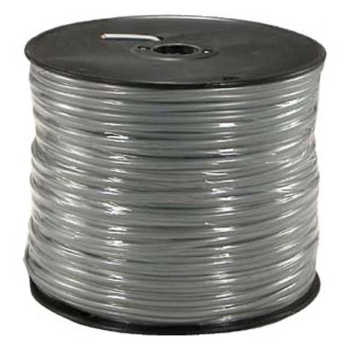 Sf Cable, 1000Ft 28 Awg Rj11 6P4C Modular Telephone Cable