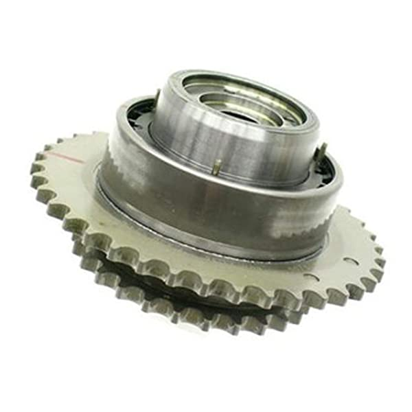 Timing Chain Sprockets Camshaft 11361438694 LHD000010 6906013001 for Land Rover BMW 4.4L 3.6L 4.0L, ZDTOPA OEM Parts (Color: silver)