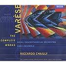 L'Int�grale des oeuvres pour orchestre