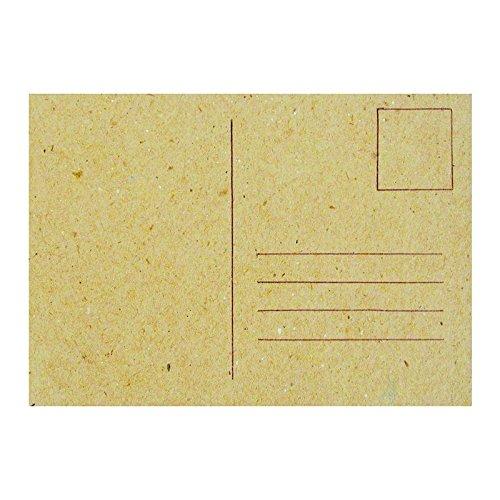 postkarte gru karte zum basteln und selbst gestalten 1 st ck. Black Bedroom Furniture Sets. Home Design Ideas