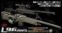 No7 L96AWS OD (18歳以上ボルトアクションエアーライフル)