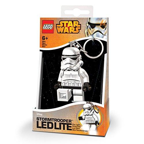 LEGO 20373-15 - Star Wars, Stormtrooper mini linterna, 7,6 cm