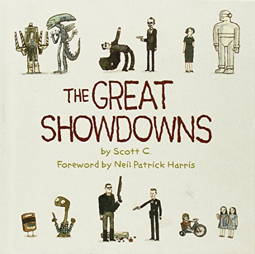 Libro : The Great Showdowns [+Peso($32.00 c/100gr)] (US.ME.8.68-4.32-1781162778.12970)