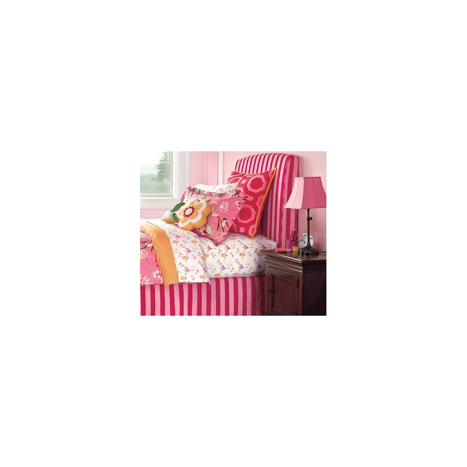 Pottery Barn Kids Lewis Headboard With Emmy Slipcover