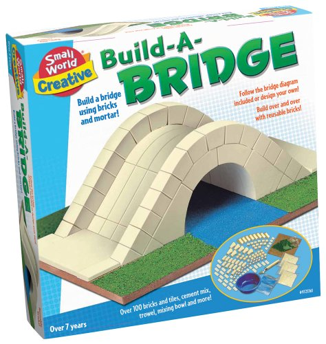 Small World Toys Creative - Build-A-Bridge - 1