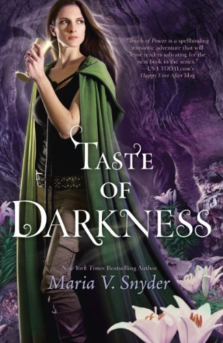 Taste of Darkness by Maria V. Snyder
