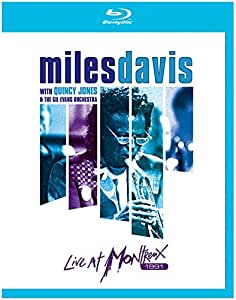 Miles Davis - Live At Montreux 1991 [Blu-ray]