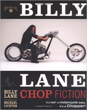 Billy Lane written by Billy Lane