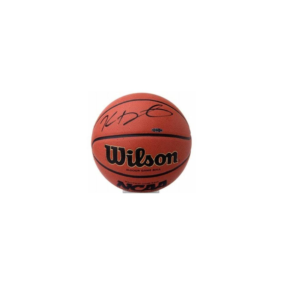Kevin Durant Hand Signed Autographed Full Size NCAA