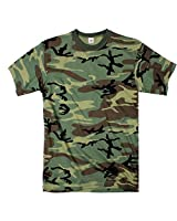 Star and Stripes - T-shirt camouflage armée adulte