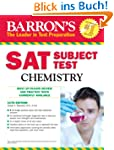 SAT Subject test Chemistry, 11th edit...