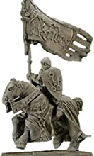 Gamezone Miniatures Feudal Knights - Feudal Knight Standardbearer