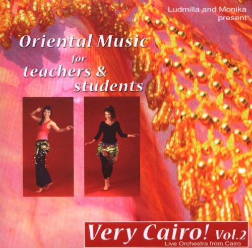 LIVE ORCHESTRA FROM CAIRO VERY CAIRO! VOL.2