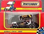1993 MATCHBOX NHRA SPRINT CARS: SAMMY SWINDELL #1 TMC Racing Team Car