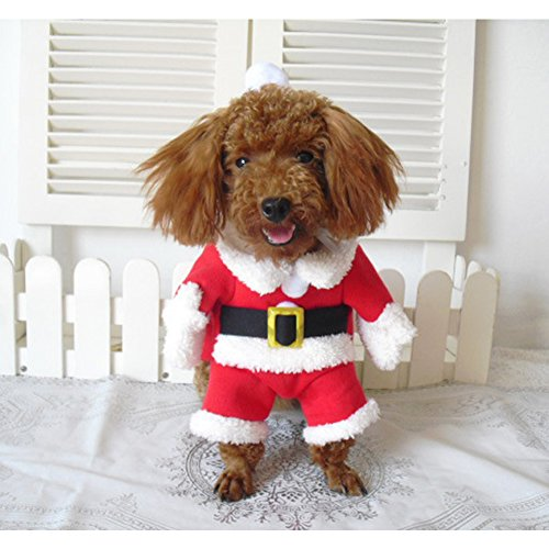 ... BOBIBI-Pet-Dog-Costume-Christmas-Style-Dog-Hoodies- ... & BOBIBI Pet Dog Costume Christmas Style Dog Hoodies Dog/Cat Costumes