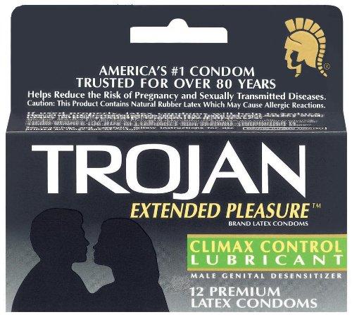extended numb trojan pleasure