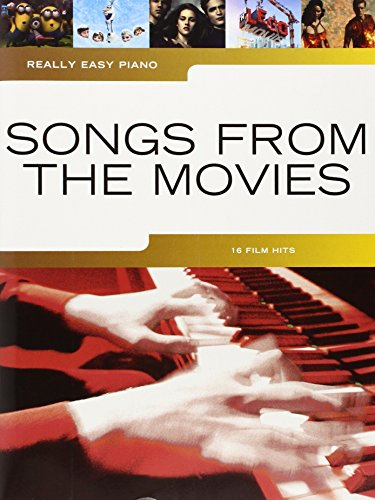Songs from the movies: 16 film hits (Really easy piano)