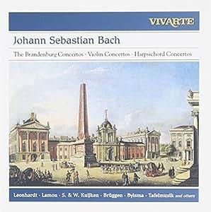 Bach: The Brandenburg Concertos, Violin Concertos, Harpsichord Concertos