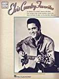 Elvis Country Favorites (Easy Guitar with Notes & Tab) (0634011715) by Presley, Elvis